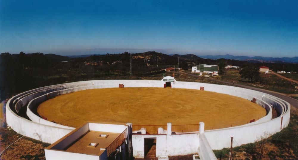 Plaza de Toros de Campofrío (Huelva)