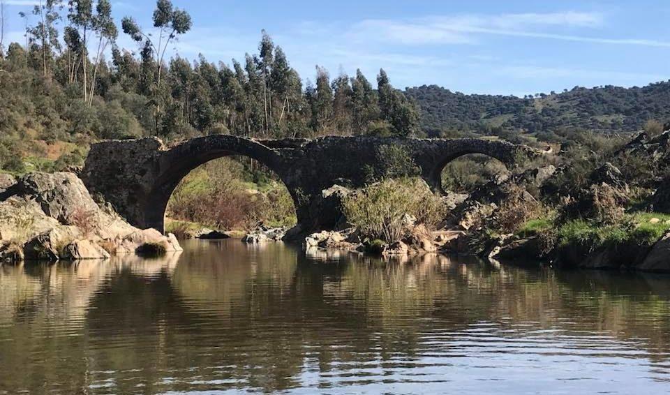 Puente Viejo de Odiel - Campofrío (Huelva)